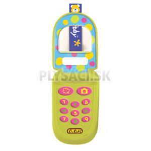"""K's Kids - Telefón """"véčko"""" zelený Bobby"""