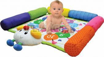 K's Kids - Húsenica, variabilná deka pod batoľa