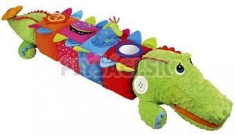 K's Kids - Krokodíl KrokoBloko, viacúčelová hračka