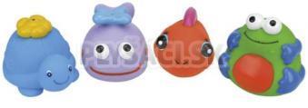 K's Kids - 4 Striekacie zvieratká do vody