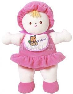 K's Kids - Látková baby bábika Hayley