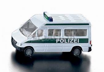 SIKU - Blister - Policajní mikrobus