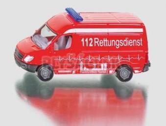 SIKU Blister - Ambulancia
