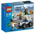 LEGO City - Súbor policajných minifigúrok