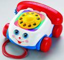 Fisher Price - Ťahací telefón