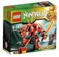 LEGO Ninjago - Kajov ohnivý robot