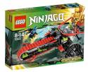 LEGO Ninjago - Bojová motorka