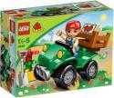LEGO Duplo Legoville - Farmárova štvorkolka