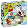 LEGO Duplo Legoville - Záchranný vrtuľník