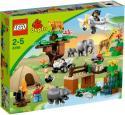 LEGO Duplo Legoville - Fotíme safari