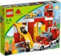 LEGO Duplo Legoville - Hasičská stanica