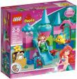 LEGO Duplo Princezny - Podmorský zámok víly Ariel