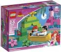 LEGO Duplo Princezny - Ariel na výlete loďou