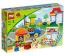 LEGO Duplo Kocky - Moje prvé stavanie