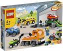 LEGO kocky - Bav sa s autíčkami