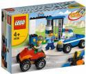 LEGO kocky - Stavebná súprava Polícia
