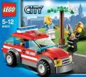 LEGO City - Auto veliteľa hasičov