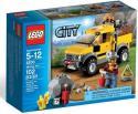 LEGO City - Ťažba 4x4