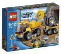 LEGO City - Nakladač a sklápačka