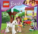 LEGO Friends - Olívia má žriebätko