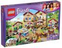 LEGO Friends - Prázdninový jazdecký tábor