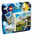 LEGO CHIMA - Tréning streľby na cieľ