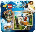 LEGO CHIMA - Vodopád Chi