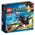 LEGO CHIMA - Razcalov havraní klzák