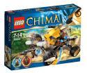 LEGO CHIMA - Lennoxov leví útok