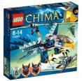 LEGO CHIMA - Erisova orlia stíhačka