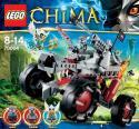 LEGO CHIMA - Wakzov útok