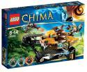 LEGO CHIMA - Lavalov kráľovský poľovník