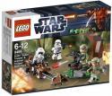 LEGO Star Wars - Bojová jednotka Rebelov z Endoru a vojakov Impéria