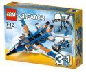 LEGO Creator - Hromiace krídla