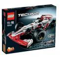 LEGO Technic - Pretekárske autíčko Grand Prix