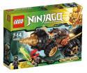 LEGO Ninjago - Coleov raziaci vrták