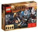 LEGO HOBBIT - Únik pred pavúkmi z Mirkwoodu