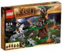 LEGO HOBBIT - Útok divokých vlkov