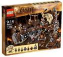 LEGO HOBBIT - Bitka s kráľom škriatkov