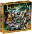 LEGO Spoločenské hry - Heroica - Hrad Fortaan