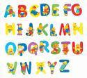 """Woody - Písmeno s medvedíkom """"W"""""""